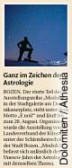 Jahr der Astrologie 2009
