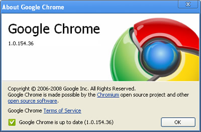 Google Chrome Final 1.0