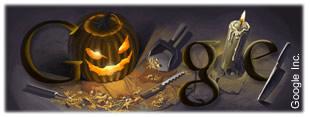 Halloween bei Google