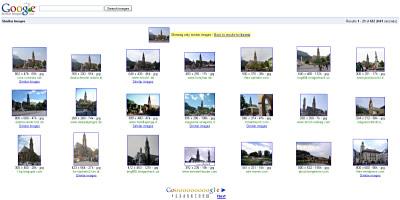 Google Similiar Images