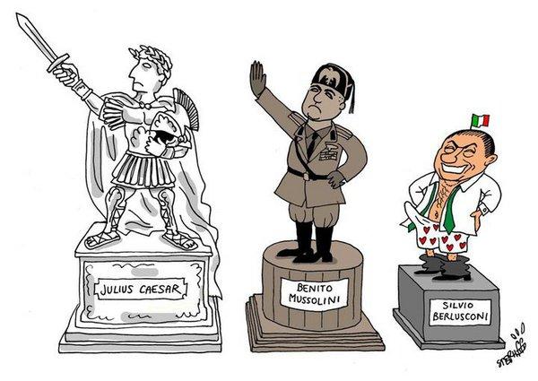 Italienische Führerpersönlichkeiten