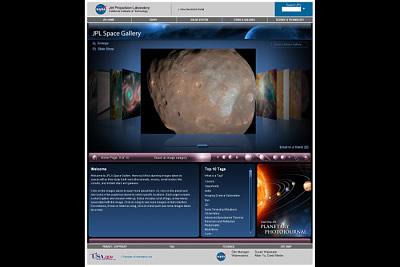 JPL Space Gallery