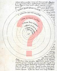 Seite aus Kopernikus' Manuskript von De Revolutionibus Orbium Coelestium