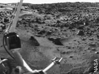 Viking auf dem Mars