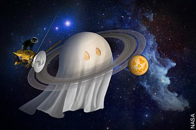 Halloween bei der NASA