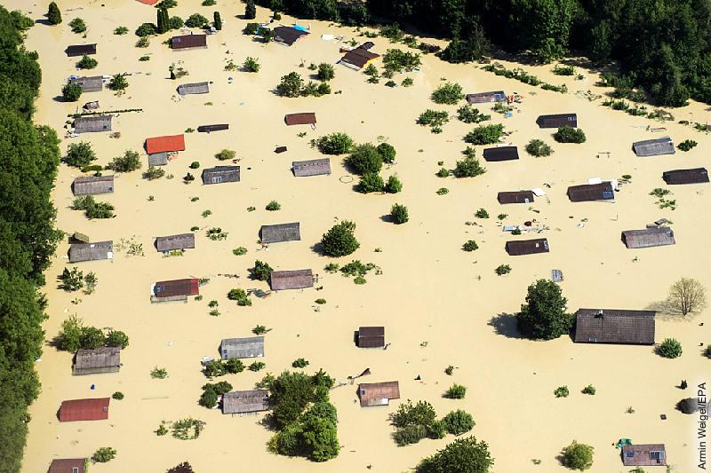 Bayern Hochwasser Aktuell